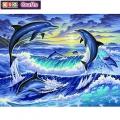 KSG - Рисуване по номера Големи картини