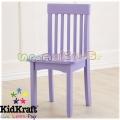 2015 KidKraft - Детски дървен стол Авалон Purple 16635