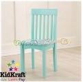 2015 KidKraft - Детски дървен стол Авалон Blue 16643