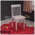 2015 KidKraft - Детски дървен стол Авалон Gray 16659