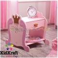 2015 KidKraft - Нощно шкафче Princess 76124