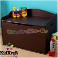 2015 KidKraft - Сандък за играчки Остин Espresso 14956