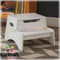 2015 KidKraft - Дървена степенка White 15601