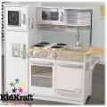 KidKraft Uptown Бяла кухня