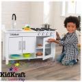 KidKraft Детска дървена кухня Little cook 53407