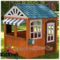 KidKraft Детска дървена къща за игра Garden House 405