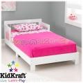 KidKraft Детско легло Classic White