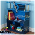 2015 KidKraft - Дървена библиотека за книги 76270