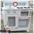 KidKraft Бяла дървена кухня Classic