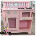 KidKraft Розова дървена кухня Classic