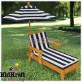 KidKraft 105 Шезлонг с чадър