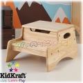 2015 KidKraft - Дървена степенка Natural 15611