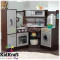KidKraft Ultimate Ъглова кухня със светлина и звук
