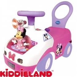 Kiddieland - Кола за бутане с крачета Ride-on Мини Маус 055541