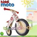 Kiddimoto Kurve - Детско колело за балансиране Cherry