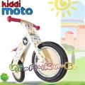 Kiddimoto Kurve - Детско колело за балансиране Pastel Dotty