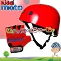 Kiddimoto - Комплект каска и ръкавици Racer Set Red