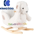 KikkaBoo Люлка със седалка Кученце Puppy White 31201040008