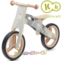 KinderKraft Runner Grey Колело за балансиране KRRUNN00GRY0000