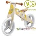 KinderKraft Runner Yellow Колело за балансиране KRRUNN00YEL0000
