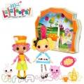 Комплект мини кукли с аксесоари Mini Lalaloopsy