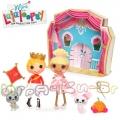 Комплект от 2 мини кукли с аксесоари Mini Lalaloopsy