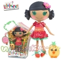 NEW Lalaloopsy 2012 Кукла Mango Tiki Wiki 33см