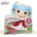 Модна празнична рокля за кукла Lalaloopsy