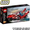 2019 Lego Technic Моторна лодка 42089
