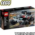 2019 Lego Technic Товарен автомобил за бягство 42090