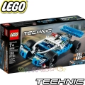 2019 Lego Technic Полицейско преследване 42091