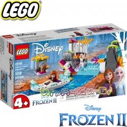 2019 Lego Disney Frozen Експедицията с кану на Анна 41165