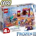 2019 Lego Disney Frozen Приключението с каляска на елза 41166