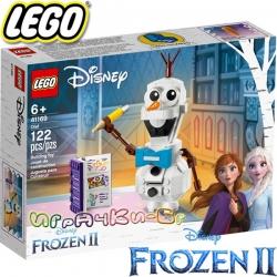2019 Lego Disney Frozen Олаф 41169