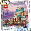 2019 Lego Disney Frozen Замъкът Арендейл 41167