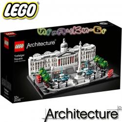 2019 Lego Architecture Площад Трафалгар 21045