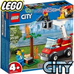 2019 Lego City Изгарящо барбекю 60212
