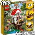 Lego Creator Къща на дърво със съкровища 31078