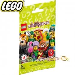 2019 Lego Случайна фигурка Серия 19 71025