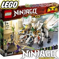 2019 Lego Ninjago Legasy Ултра Дракон 70679