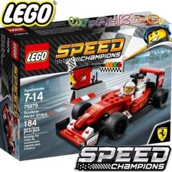Lego Speed Champions Скудериа ферари 75879