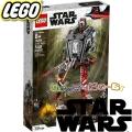 2019 Lego Star Wars At-St Рейдър 75254