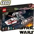 2019 Lego Star Wars Звездобоецът на съпротивата Y-Wing 75249