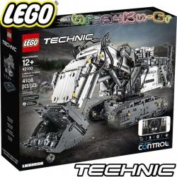 2019 Lego Technic Либхер R 9800 Екскаватор 42100