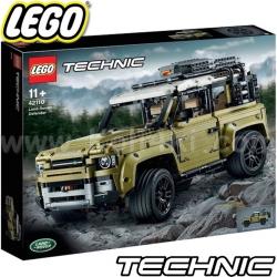 2019 Lego Technic Ленд Роувър Defender 42110