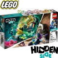 2020 Lego Hidden Side Метрото в Нюбъри 70430