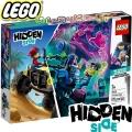 2020 Lego Hidden Side Плажното бъги на Джак 70428