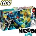 2020 Lego Hidden Side Самолетът за каскади на Ел Фуего 70429