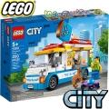 2020 Lego City Камион за сладолед 60253