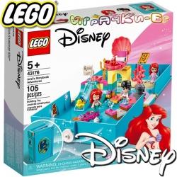 2020 Lego Disney Princess Приключенията на Ариел 43176